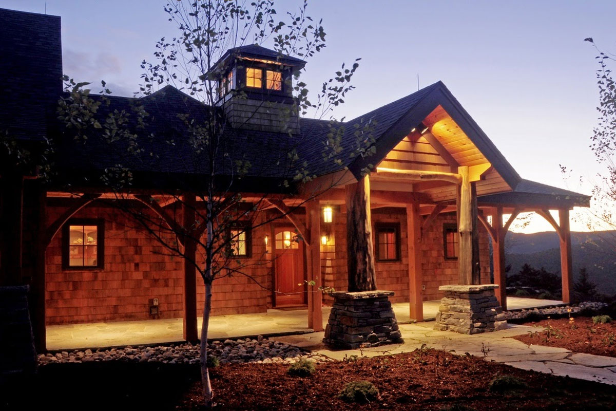 Vermont Custom Home Builder And General Contractor Neill